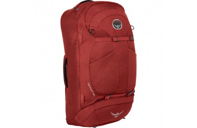Christmas Sales 2019 | Osprey FARPOINT TRAVEL PACK - 70 IITRESJASPER RED