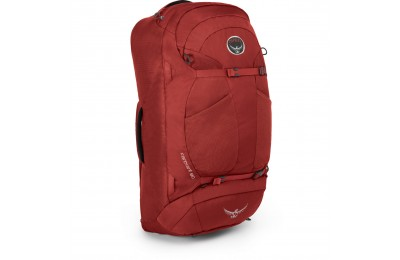 Hot trend Osprey FARPOINT 55  JASPER RED