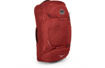 Black Friday Sales | Osprey FARPOINT 40 - JASPER REDJASPER RED