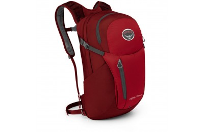 Hot trend Osprey DAYLITE PLUS DETACHABLE DAYPACK  REAL RED