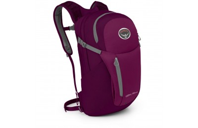 Osprey DAYLITE PLUS PACK  EGGPLANT PURPLE
