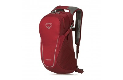Hot trend Osprey DAYLITE DETACHABLE DAYPACK W/ FREE S\u0026H  REAL RED