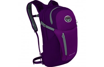 Hot trend Osprey DAYLITE BACKPACK - EGGPLANT PURPLE  EGGPLANT PURPLE