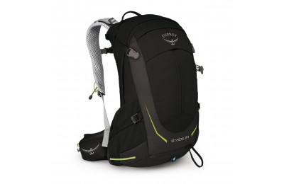 Osprey STRATOS 24 BACKPACK  BLACK
