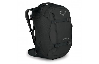 Osprey PORTER 46 TREKKING BACKPACK – 46 L  BLACK