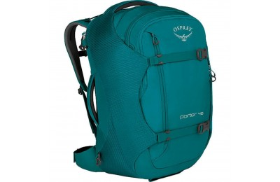 Black Friday Sales | Osprey PORTER 46 - MINERAL TEALMINERAL TEAL