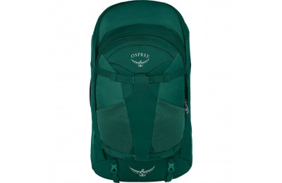 Osprey FAIRVIEW 55L TRAVEL BACKPACK  RAINFOREST GREEN