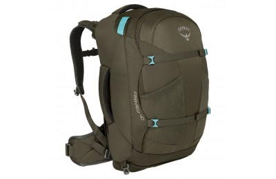 Osprey FAIRVIEW 55 TREKKING BACKPACK - WOMENS  MISTY GREY