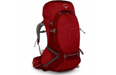 Osprey ATMOS 65 AG BACKPACK LARGE  RIGBY RED