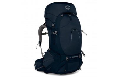 Hot Deals | Osprey ATMOS AG 65 HIKING BACKPACK – 65 LUNITY BLUE