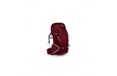 Osprey AURA AG 65 SMALL - WOMENS  GAMMA RED