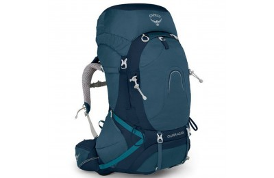 Hot Deals | Osprey AURA AG 65L XSMALL - WOMENSCHALLENGER BLUE
