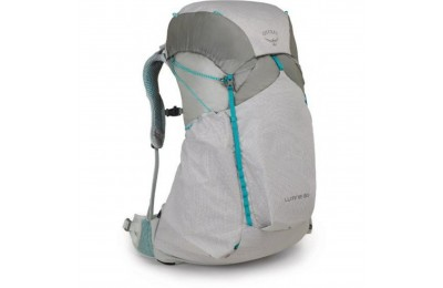 Hot Deals | Osprey LUMINA 60L PACK - WOMENSCYAN SILVER