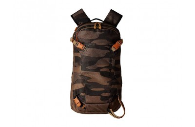 Sale off Dakine Heli Pack Backpack 12L Field Camo