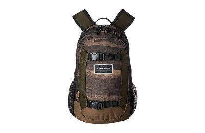 Hot Deals | Dakine Mission Mini Backpack 18L (Youth) Field Camo