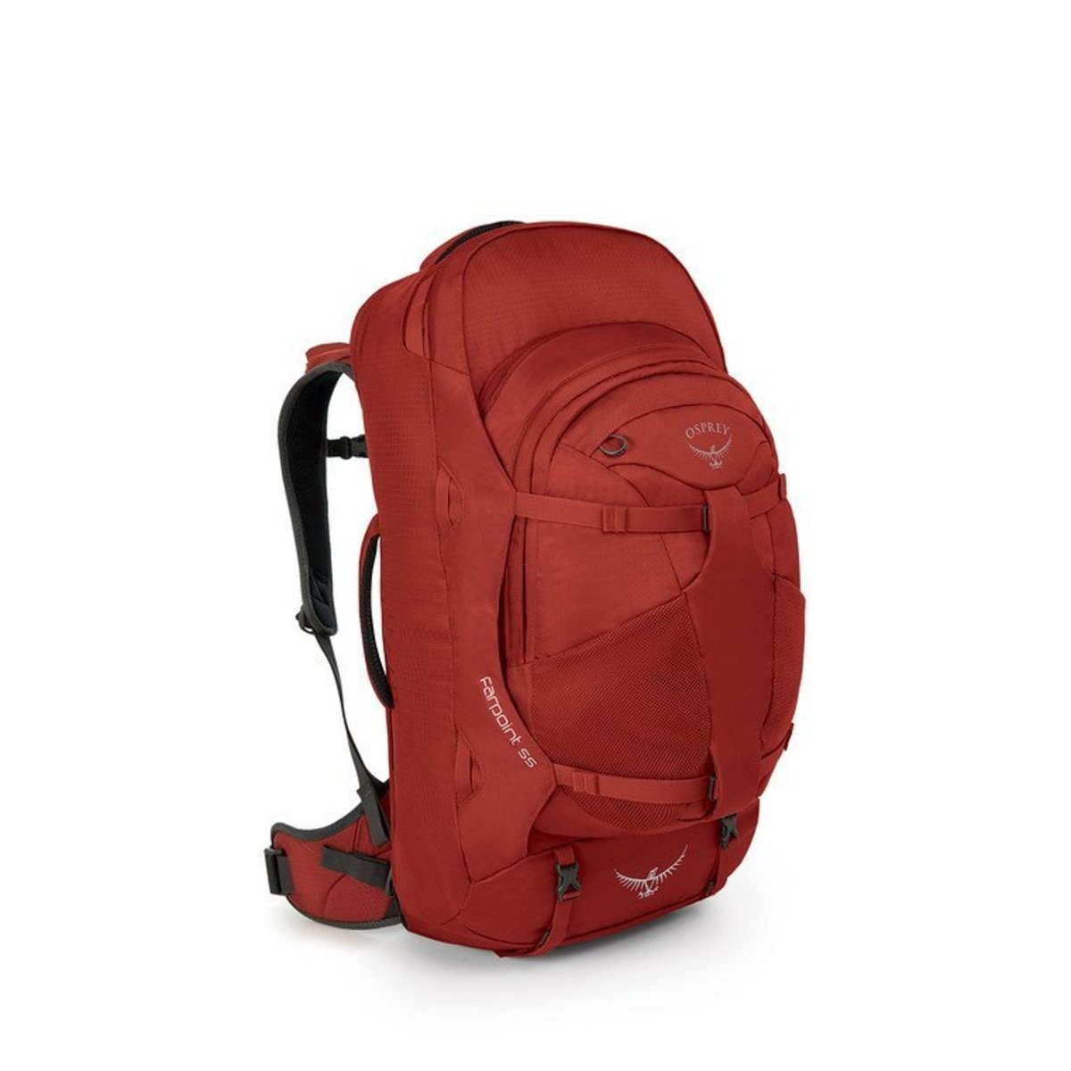 Hot Deals | Osprey FARPOINT 55JASPER RED