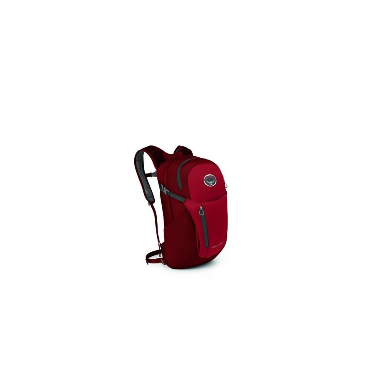 Osprey DAYLITE PLUS DETACHABLE DAYPACK  REAL RED