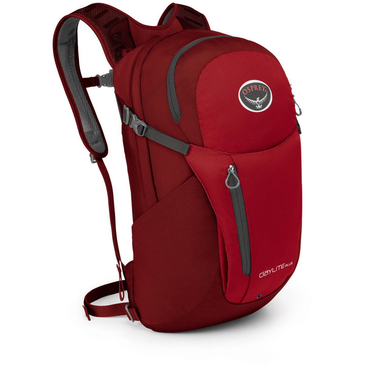 Hot Deals | Osprey DAYLITE PLUS DETACHABLE DAYPACKREAL RED