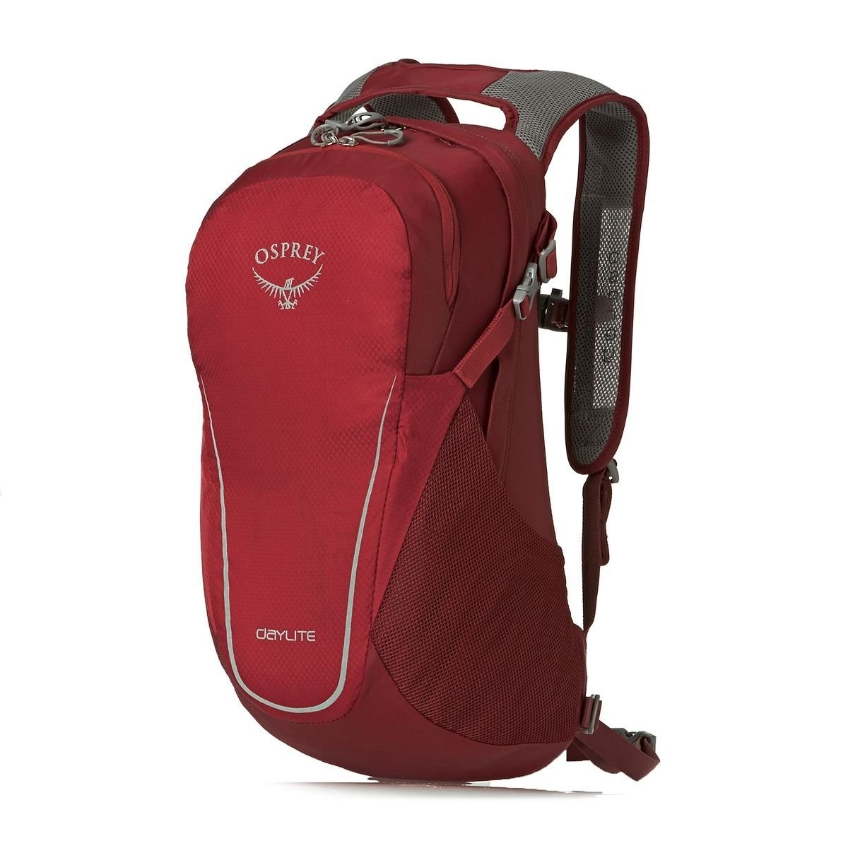 Osprey DAYLITE DETACHABLE DAYPACK W/ FREE S\u0026H  REAL RED