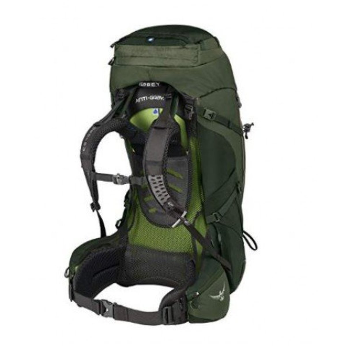 Osprey AETHER AG 70 L BACKPACK  ADRIONDACK GREEN