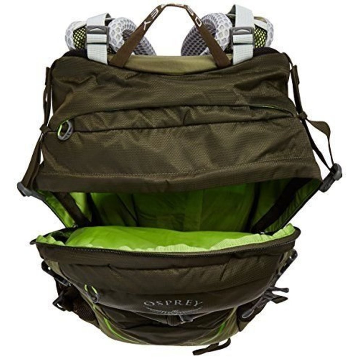 Hot Deals | Osprey STRATOS 24GATOR GREEN