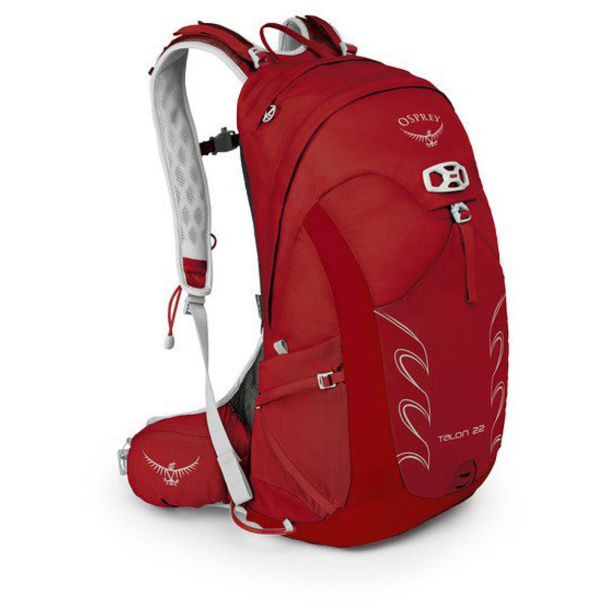 Osprey TALON 22 BACKPACK  MARTIAN RED
