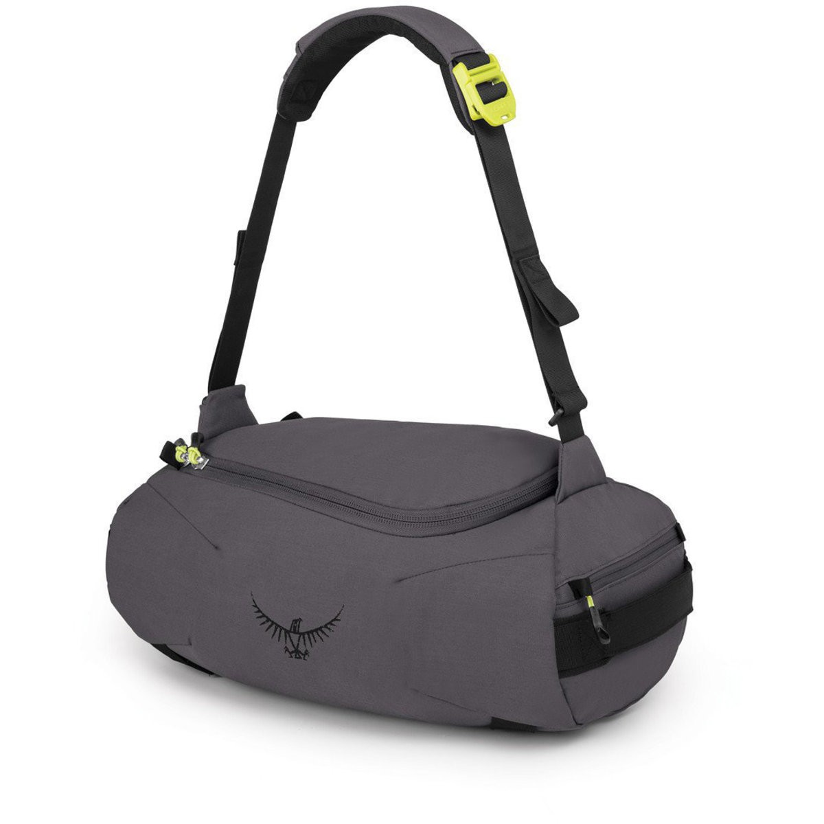 Hot Deals | Osprey TRILIUM 30 DUFFEL BAGGRANITE GREY