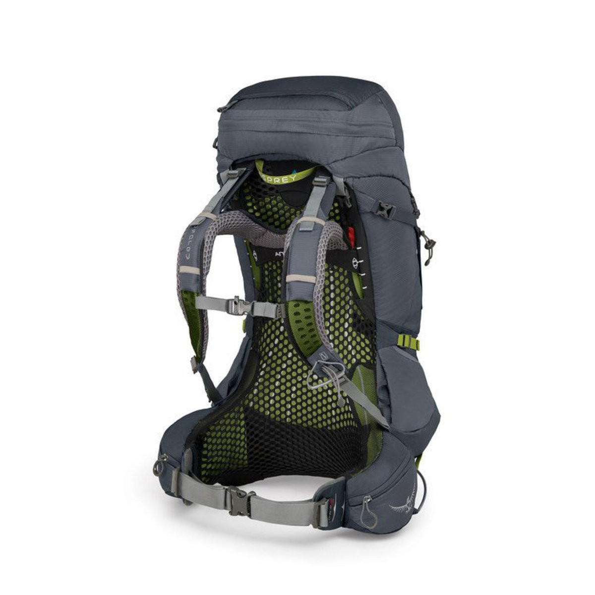 Hot Deals | Osprey ATMOS AG 50L - MENSABYSS GREY