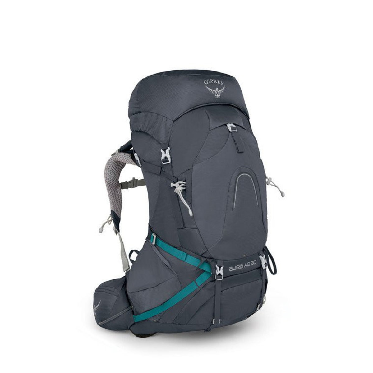 Hot Deals | Osprey AURA AG 50L XSMALL - WOMENSVESTAL GREY