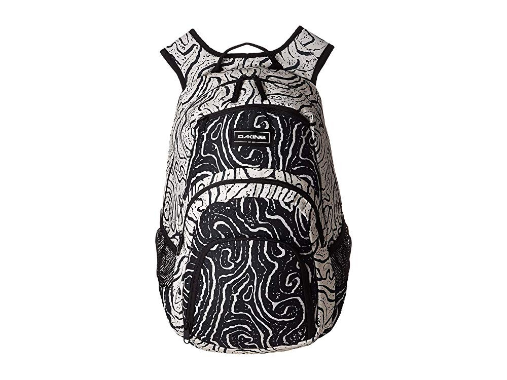 Sale off Dakine Campus Backpack 25L Lava Tubes