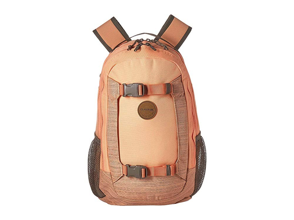 Hot Deals | Dakine Mission Mini Backpack 18L (Youth) Coral Reef