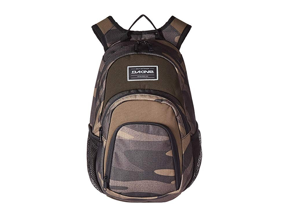 Sale off Dakine Campus Mini Backpack 18L (Youth) Field Camo